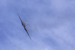 Avro Vulcan XH558 (Steven Vacher) Tags: plane military aeroplane vulcan farnborough redarrows avro savage 2014 xh558 avrovulcanxh558 savagephotography farnborough2014