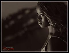 afflicted (yvind Bjerkholt (Thanks for 26,2 million+ views)) Tags: portrait bw art girl beautiful norway female canon dark eos 50mm norge blackwhite pretty emotion artistic bokeh african gorgeous feeling emotional lowkey ebony portrett 600d cs6 afficted