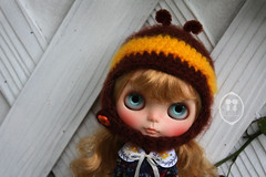 My Girl 'Honey Bee' For Adoption at my etsy on 31 July 2014.