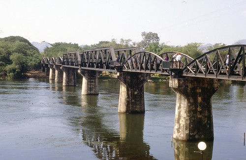 River Kwai Bridge, Thailand 1