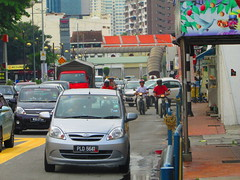 One Busy Road (fabbird1964) Tags: road people cars asia traffic georgetown malaysia penang persons