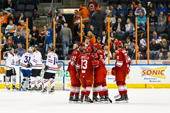 "Missouri Mavericks vs. Allen Americans, March 3, 2017, Silverstein Eye Centers Arena, Independence, Missouri.  Photo: John Howe / Howe Creative Photography • <a style=""font-size:0.8em;"" href=""http://www.flickr.com/photos/134016632@N02/32430581054/"" target=""_blank"">View on Flickr</a>"