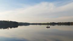 Serene (Jay-Aitch) Tags: lumix g vario 14140f3556 panasonic gx8 hollingworth lake rochdale smithy bridge littleborough lancashire water boat fishing serene