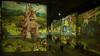 """""""Jardin des Délices"""" Bosch (Frederique Triffaux) Tags: lejardindesdélices carrièresdelumières bosch pentaxart lesbauxdeprovence carrièresdelumieres régionpaca"""