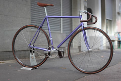 IMG_8395 (Goldsprint.de) Tags: steel brakeless fixed gear brother cycles