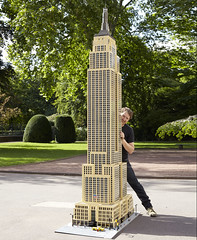 Empire State Building (-derjoe-) Tags: derjoe der joe joachim klang lego buch book esb empire state building new york