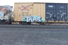 Tars (The Streets Live) Tags: tars freight train graffiti