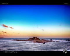 My Island Escape (tomraven) Tags: island seascape sky clouds sunset water waves ocean surf tomraven aravenimage escape islandbay q22017 fujifilm xt10 fb