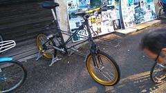 DSC_2536 (anglepoise) Tags: boa april 2017 moulton bicycle mbc alexmoulton smallwheel
