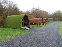 Camping pods. (Pat ann 44) Tags: camping campingpod campsite walesuk campingbuildings outdoor campingequipment