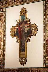 Via Crucis X - Jesus Is Stripped (Lawrence OP) Tags: stpauls knightsbridge london stationsofthecross viacrucis jesuschrist painting
