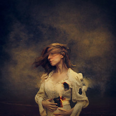 reduced to ashes (brookeshaden) Tags: brookeshaden fineartphotography conceptualart fineart promotingpassionconvention promotingpassion passion creativeconference creativeconvention reducedtoashes selfportrait