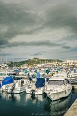Monte Hacho desde la Marina de Hércules, rincones de Ceuta (picscarpemi) Tags: ceuta landscape paisaje puerto rinconesdeceuta seascape