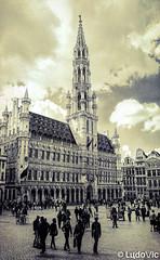Hotel de ville de Bruxelles (Lцdо\/іс) Tags: brussels bruxelles belgique belgium lцdоіс