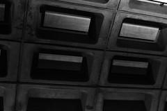 Washington Metro (The Crow2) Tags: thecrow2 canon eos 600d washington usa 2017 metro metró bw