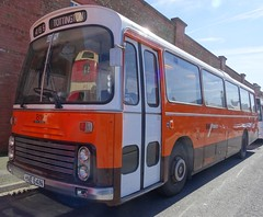 Manchester (Andrew Stopford) Tags: hne641n leyland leopard ecw gmbuses gmpte greatermanchestermuseumoftransport