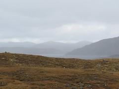 8623 Murky mountains (Andy - Busyyyyyyyyy) Tags: 20170319 ccc clouds glenquoich misty mmm mountains murky scotland