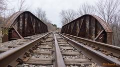 Pont de chemin de fer à Gatineau - 2748 (rivai56) Tags: pont de chemin fer à gatineau québec canada sonyphotographong spring printemps