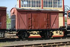 782891 Barrow Hill 090417 (Dan86401) Tags: 782891 b782891 vwv vanwide br ventvan wagon freight ventilatedvan barrowhillroundhouse