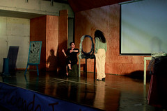 LAVIOS PINTADOS_44 (loespejo.municipalidad) Tags: obra teatro teatral chilenas cultura loespejo chile chilena comuna dramaturgia drama mujer municipalidad dia de la