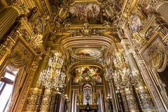 20170419_palais_garnier_opera_paris_6c685 (isogood) Tags: palaisgarnier garnier opera paris france architecture roofs paintings baroque barocco frescoes interiors decor luxury