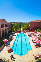 Fairmont Grand Del Mar (Thomas Hawk) Tags: america california fairmont fairmontgranddelmar granddelmar hotel sandiego southerncalifornia usa unitedstates unitedstatesofamerica pool resort swimingpool fav10