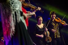 Liz Doherty and Lucy MacNeil – Sensational Sisters – 10/9/15 (photo: Corey Katz)