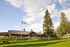 Jasper Park Lodge, Jasper National Park, Canada (leo_li's Photography) Tags: jaspernationalpark alberta canada 加拿大 亞伯達省 canadianrockymountains rockymountains 洛磯山脈 parc national jasper 亞伯達 艾伯塔省 艾伯塔