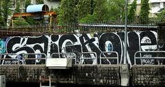 graffiti and streetart in bangkok (wojofoto) Tags: streetart graffiti bangkok thailand wojofoto wolfgangjosten saiga