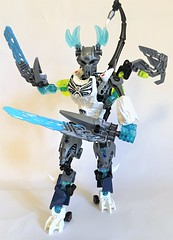 Rire the Huntress (Gringat) Tags: bionicle bionicle2015 bionicle2016 lego moc combination ccbs technic gearbox okoto