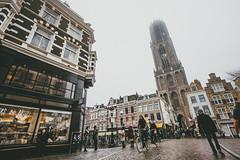 Domtoren (Daniel Zwierzchowski) Tags: utrecht netherlands nl architecture canon t2i rebel eos550d eos 550d 1022mm domtoren