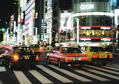 (anug sperx) Tags: 35mm kodak2008 canonaf35m taxis tokyo japan