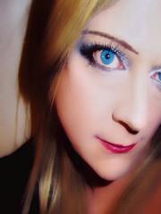 Close-up (---Maria-Bella---) Tags: cd crossdressing crossdresser tranny transvestite transgender transformation transisbeautiful tg tgirl eyes drag mtf boytogirl girlslikeus ladyboy makeup shemale