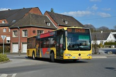 6424 823 (brossel 8260) Tags: belgique bus tec brabant wallon
