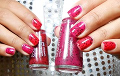 Homa Manicure (Lily's Nail) Tags: homamanicure avon colortrend unhas unhasdecoradas nails nailart