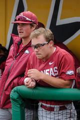 Missouri - Game 3-47 (Rhett Jefferson) Tags: arkansasrazorbacksbaseball hunterwilson jakearledge