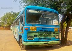 Sironcha - Aheri (yogeshyp) Tags: msrtc maharashtrastatetransport msrtcmanavvikasbus msrtcschoolbus aheridepotbus sironchaaheristbus
