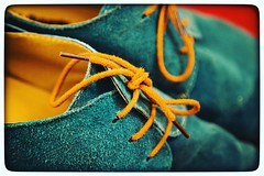 Day 109 - Blue Suede Shoes
