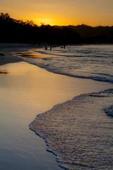 Beach Light (stevenbulman44) Tags: beach 2470f28l landscape color wave shape children play canon filter lee gnd