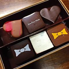 2017-03-14 07.01.52-2 (Darjeeling_Days) Tags: iphone6 チョコレート ホワイトデイ ジャンポールエバン