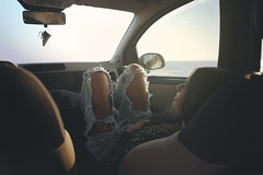 relax on the road.. (lucamordente) Tags: girl girlfriend sun sunrise sunset street sexy sweag shadow smoke solitude style sex summer spy spring sony sweet steal alone art a7s model free freedom flare film guy boy beach blue beautifull young yellow sky car cold colors classic unfocus tumblr outfit nude feel feet hot