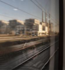 el viatge en tren (wert_bert) Tags: nen children tren train xemeneis fireplaces cheminees vies rail tracks transparent enigmatic