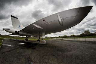 Avro Vulcan B.2 XM603 14-4-2017