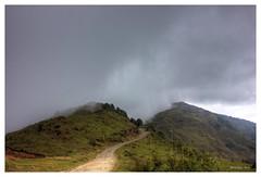 Meghma : Mystic Mountain Village (Anindya_Doordarshan) Tags: himalaya meghma cloud mountain trek singalilanationalpark tumling sandakphu india travel adventure canon nepal ngc