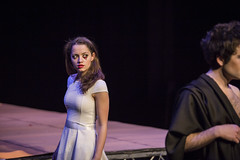 Salomé _ Production Photography (SteMurray) Tags: review salome ireland irish stemurray steie trinity debute festival beckett theatre debut richard durning play show performance stage lights