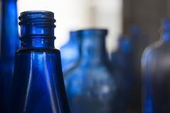 Cobalt (gpa.1001) Tags: california owensvalley easternsierras bishop lawsrailroadmuseum cobalt bottles