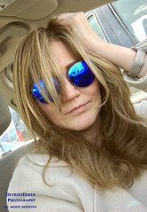 Peace And Love - Don't It Feel Good (DetroitDerek Photography ( ALL RIGHTS RESERVED )) Tags: allrightsreserved 313 detroit local wife female blonde hot attractive sunglasses car nothdr iphone selfie watch girl smile motown motorcity thefamilysilver peace love michigan midwest usa america digital skagen model detroitderek april 2017 soc untouched f22