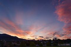 20170404-03-Hobart sunset (Roger T Wong) Tags: 2017 australia cenotaph domain hobart mtwellington rogertwong sel2470z sony2470 sonya7ii sonyalpha7ii sonyfe2470mmf4zaosscarlzeissvariotessart sonyilce7m2 tasmania clouds sky sunset