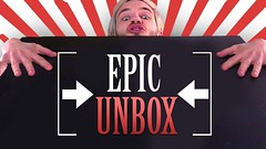 THE BEST PACKAGE IVE EVER RECEIVED. (DKExpressions1) Tags: dkexpentertainment dkexpvideos tour desktop newcomputer pdp pewdie pewdiepie pewdiepiecomputer pewds setup