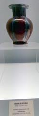 L1160265 (H Sinica) Tags: jindezhen vase qingdynasty 乾隆 qianlong 景德鎮 jingdezhen 清 qing 窯變